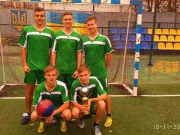 Команда з футболу 211-ОКС група
